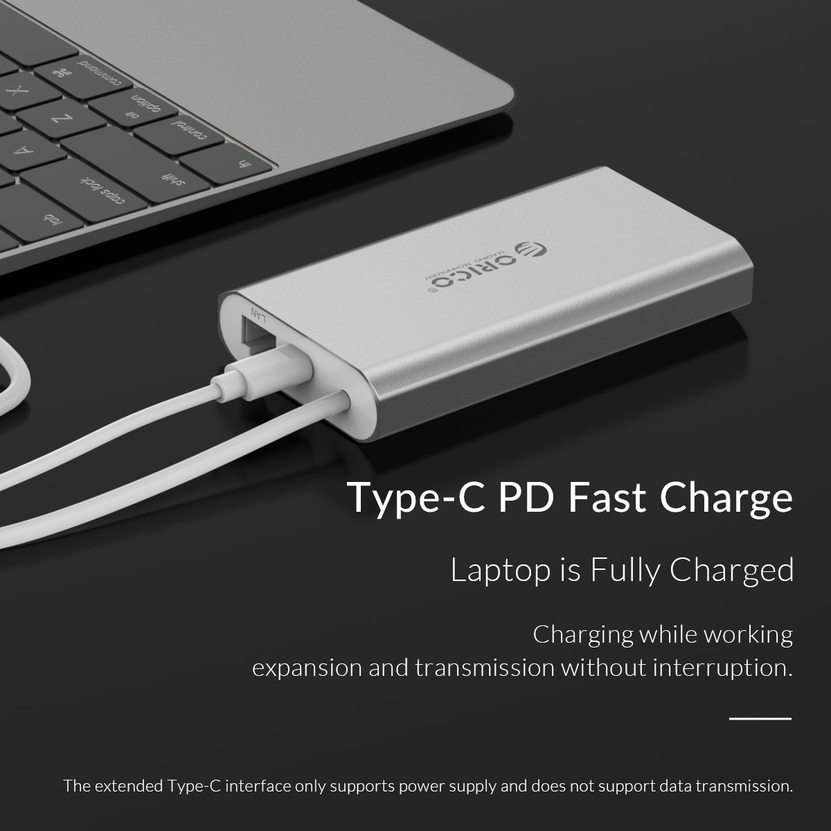 Type-C PD fast Charge